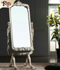 french louis style furniture - hand carving solid wood classic mirror