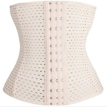 Cheap Slimming Shaperwear Waist Training Polyester Corsets Wholesale , Waist Fajas