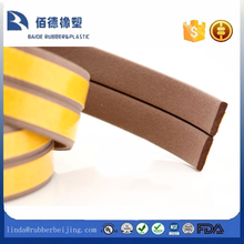 die cutting adhesive rubber components/rubber sheet
