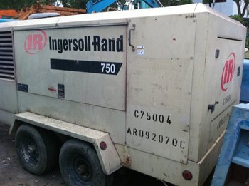 Ingersoll Rand 750cfm Air Compressors