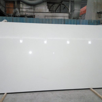 chinese Supplier polished white star quartz engineered stone with NSF certificate