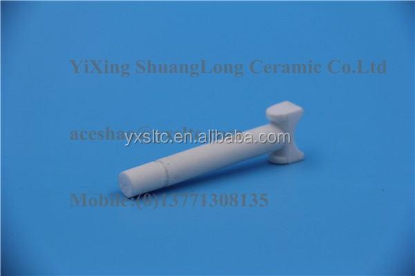 ceramic tube Electric conductive silicon carbide rod industrial ceramics