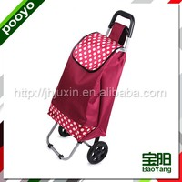 strong shopping trolley bag customization plastomer parts