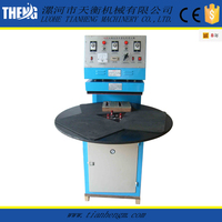 CE approved PVC blister packaging machine price