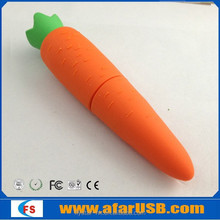 Gift usb pen drive bulk cheap usb pen drive Carrot usb 32GB 64GB