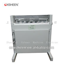 Rotary adhesive lable trimmer machine ,kiss cutting machine,rotary adhesive lable cutting machine