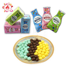 Cola/Lemon/Blueberry Flavors Crispy Coated Soft Candy