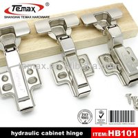 Super High quality hardware cabinet hinge with LED lights