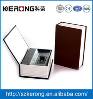 On Sales key lock metal steel book storage box