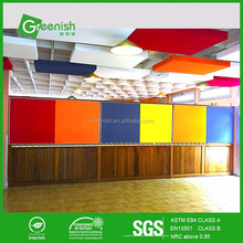 Eco-friendly thermal insulation soundproofing for restaurant