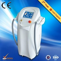 CE approved Hottest sale 2 IN 1 vertical diode laser 2014 ipl hair remover with 10 BARS
