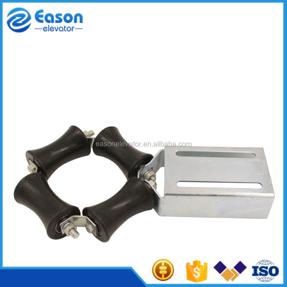 Elevator Compensation Chain guider roller driver