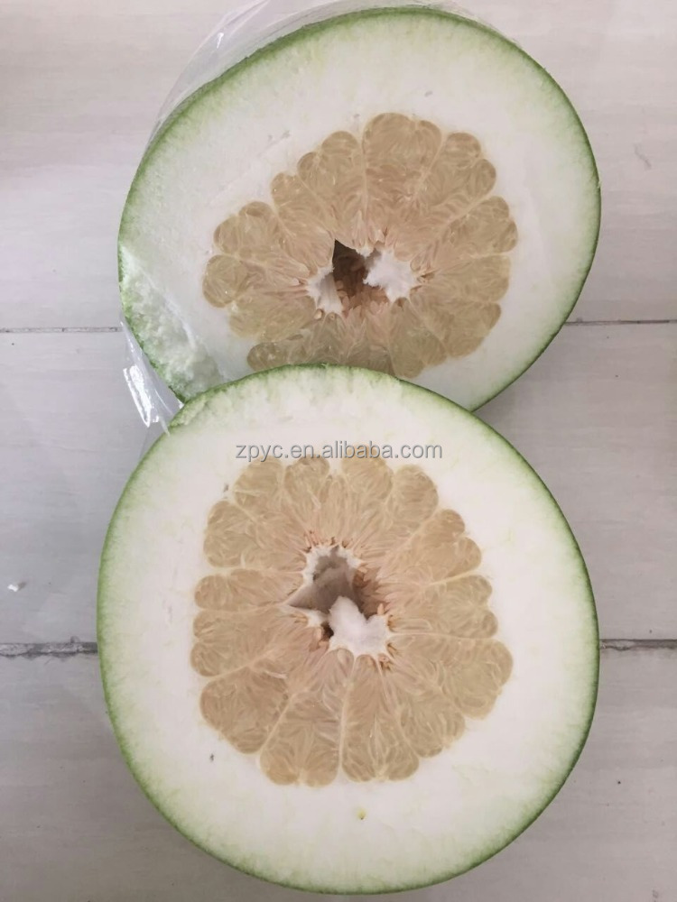 Green skin pomelo grapefruit