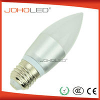 Innovative design candle led bulb e27 e14 b22 b14