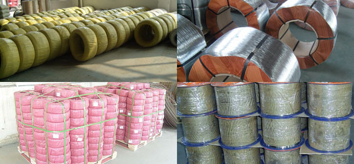 galvanized wire 1.2mm high tensile steel wire coil
