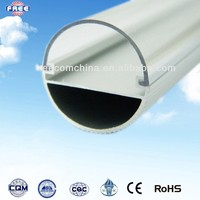 T8 LED tube light fixture,energy saving for aluminum alloy component,made in China