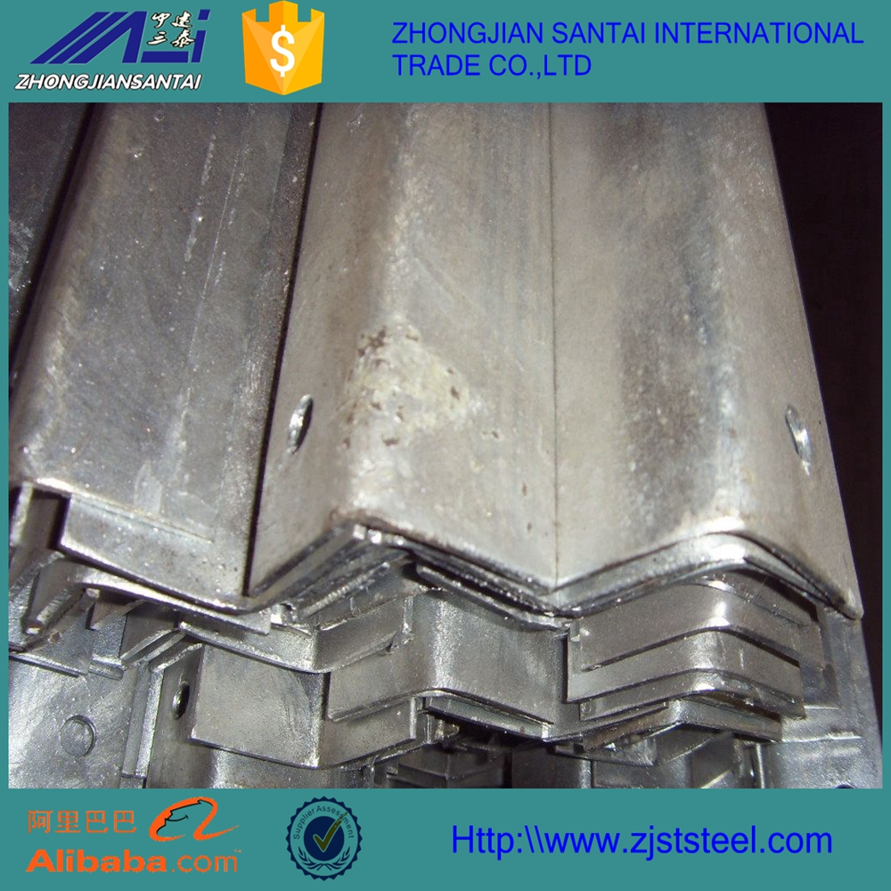 304 Stainless Steel Angle Punched Holes Profile Angle