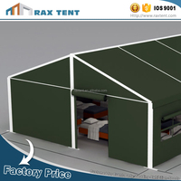 OEM factory military tent with ac for foreign trade