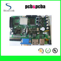high quality pcb assembly pcba for audio amplifier