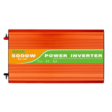 pure sine wave 10000w peak power inverter dc 12v 24v 48v ac 220v 5000w 10000w