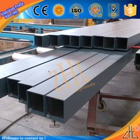 Hot! wholesale 25x25 aluminium profile, greenhouse aluminum profile, OEM aluminum extrusion profiles