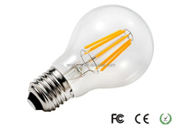 cost effective 2 years warranty LED Filament Bulb Light Lamp lighting 4W 6W 8W with b22 e27 e26
