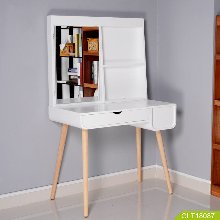 Goodlife Houseware new design makeup table with LED light OEM/ODM