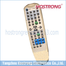 cream Battery power DVD remote control