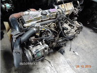 Mitsubishi 4M40 Diesel Engine with Gearbox