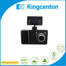 Dash cam with 1080*720 night vision anti-shake 32GB Novtek NT96220