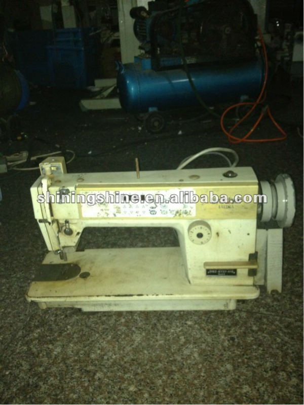 low price used japan brother computerized leather sewing machine