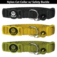 Hot Sale Soft Nylon Cat Collar