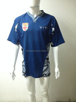 Free design fast delivery custom rugby jersey in thailand