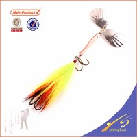 SPL032 - 1 Chinese spinner blades fishing tackle