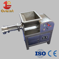 Good quality high efficiencey chicken meat bone separator for salami