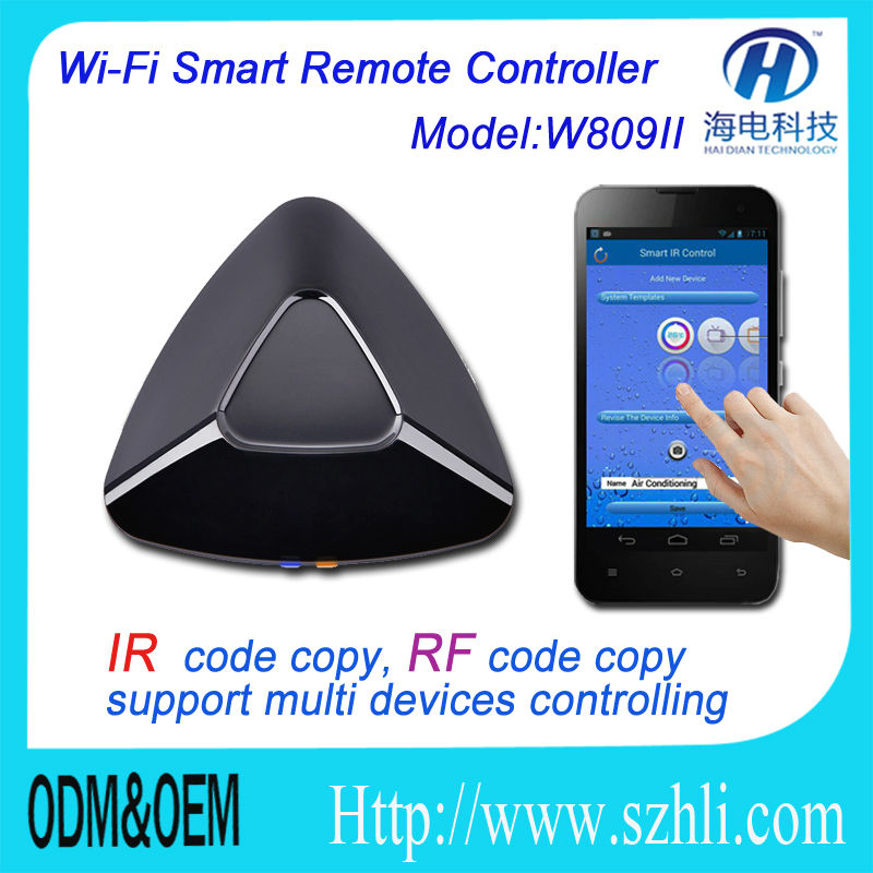 wifi smart home automation system universal remote control smart remote controller