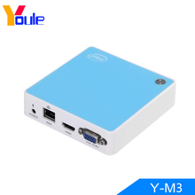 Intel Cherry Trail Z8300 Quad Core Win10 Mini PC 4GB RAM 64GB ROM With Wifi