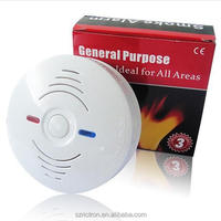 Smoke Detector For Home Security And