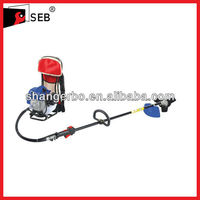 2 stroke,air cooling gasoline Knapsack grass cutter