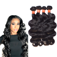 Hair Factory Wholesale Human Hair Products Long Length Body Wave Brazilian Human Hair Extension