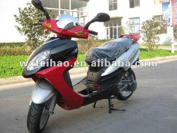 best quality popolar 150cc 4 stroke EEC gas scooter
