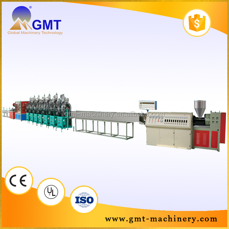 solid manufacturers supplier pvc profile production line