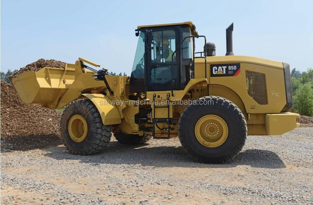 2017 New 3.3M3 and 5Ton Wheel Loader Cat 950GC