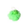 custom bulk frog bath sponges for babies