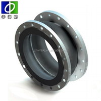 ansi rubber expansion joint with tie rod