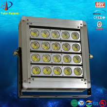 Uniform lighting IP67 200W Outdoor tennis courts led lights
