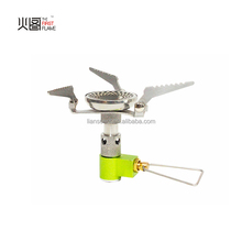Mini Stainless Steel Camping Gas Stove G105
