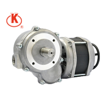 220V 110v 5rpm 30N.m worm gear motor for automatic barrier gate