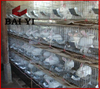 Wholesale large rabbit cage/rabbit commerical cage