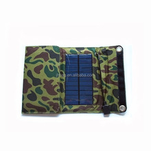 foldable solar panel charger bag for smartphones